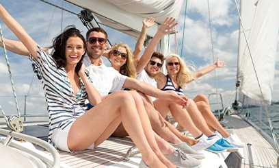 Boat rental, boat holiday