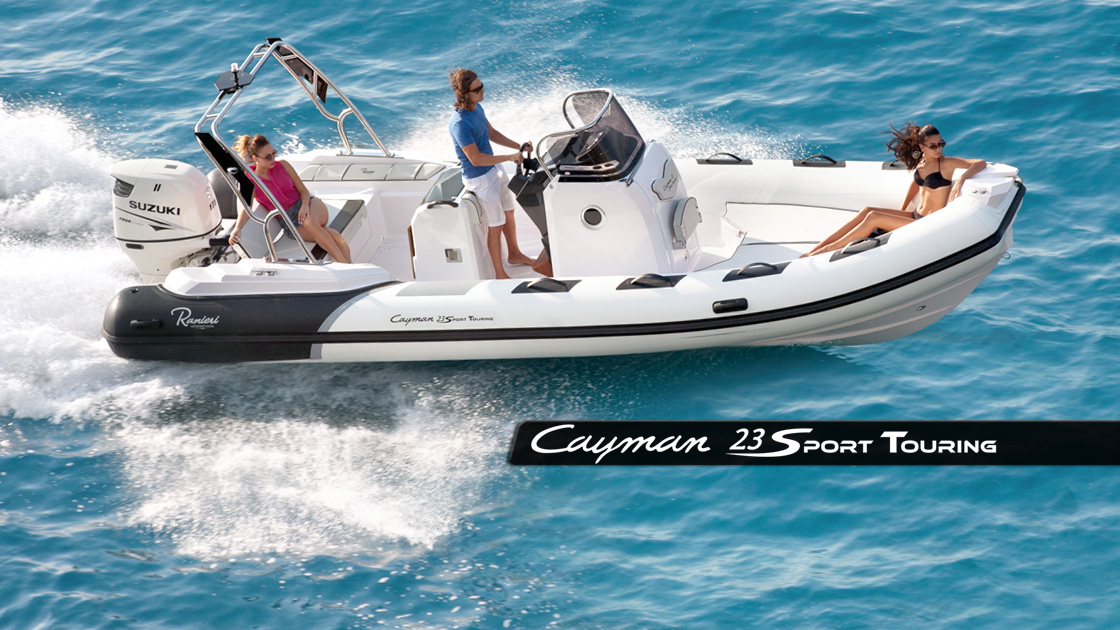 Ranieri International Cayman 23 Sport Touring