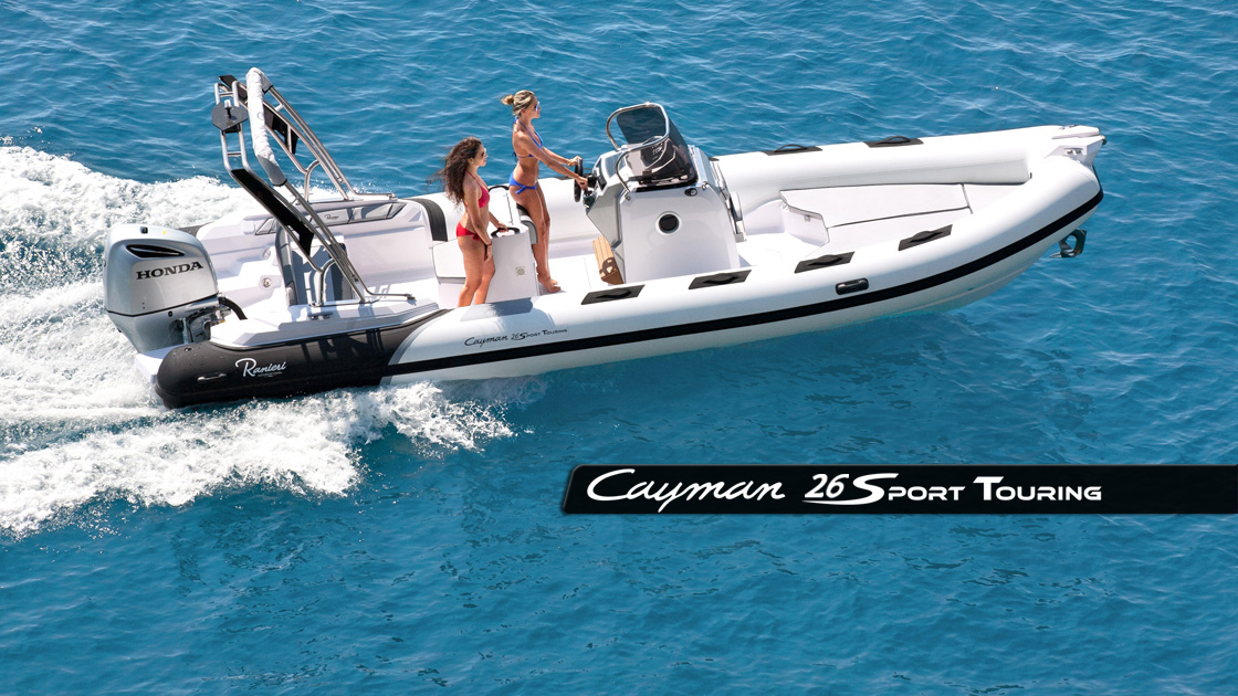 Ranieri International Cayman 26 Sport Touring