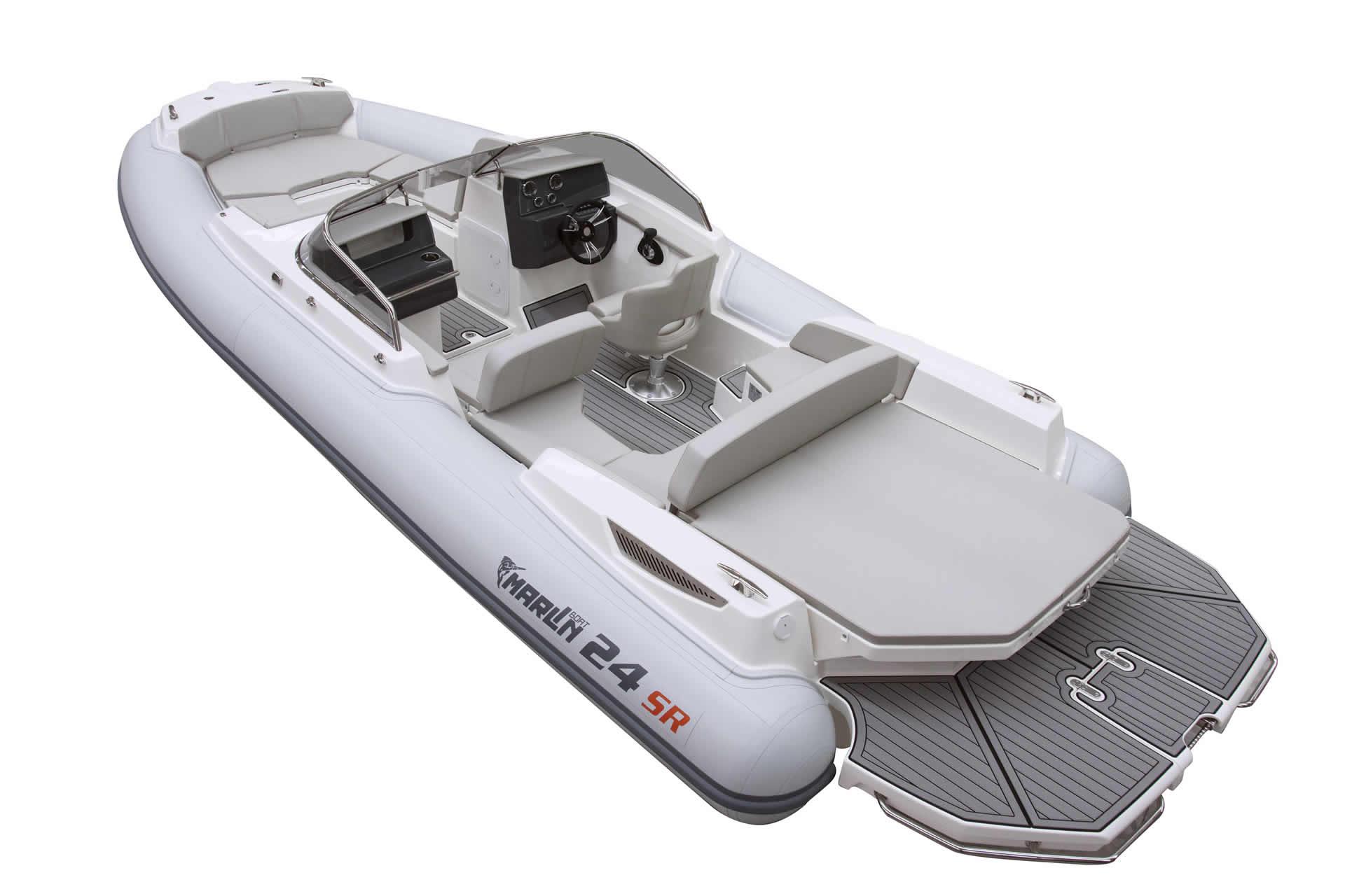 Boats list - MANO MARINE SPORT FISH 2250   Sirena 37 5 - page 1