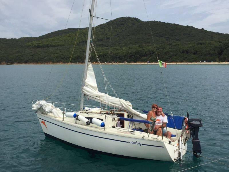 Sailing boats - Elan Marine Elan 19