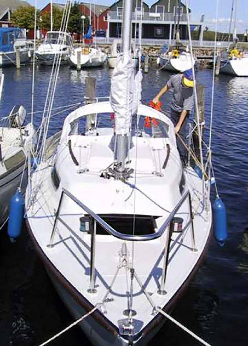 tinten van brede selectie outlet winkel verkoop Sailing boats - Hurley Marine Gbr Hurley 700