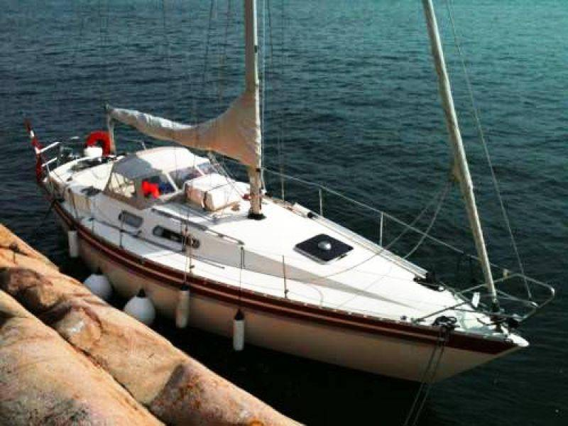 Sailing Boats Scanmar Yacht Scanmar 35