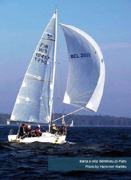 Yamaha  Sailboat Data