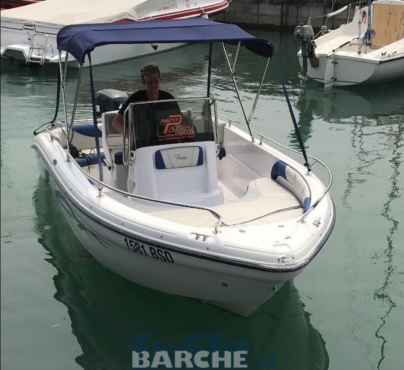 Noleggio rent ranieri voyager senza patente sul lago di for Noleggio di cabine per lago