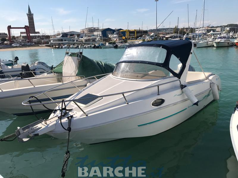 Manta Cabin 620 2003 Id 3612 Second Hand Boats For Sale