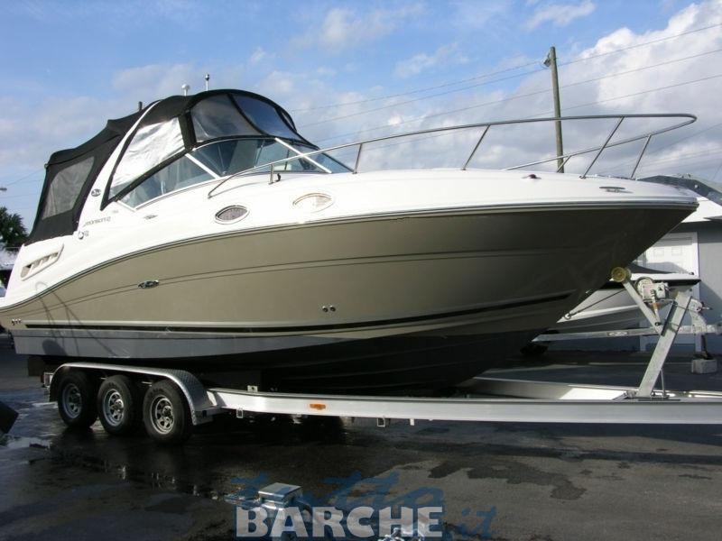 Sea Ray Sea Ray 260 Sundancer Id 4095 Used Boats