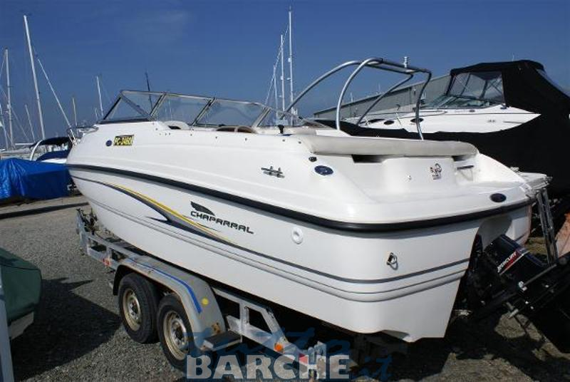 Chaparral 205 SSE -id:4208- used boats