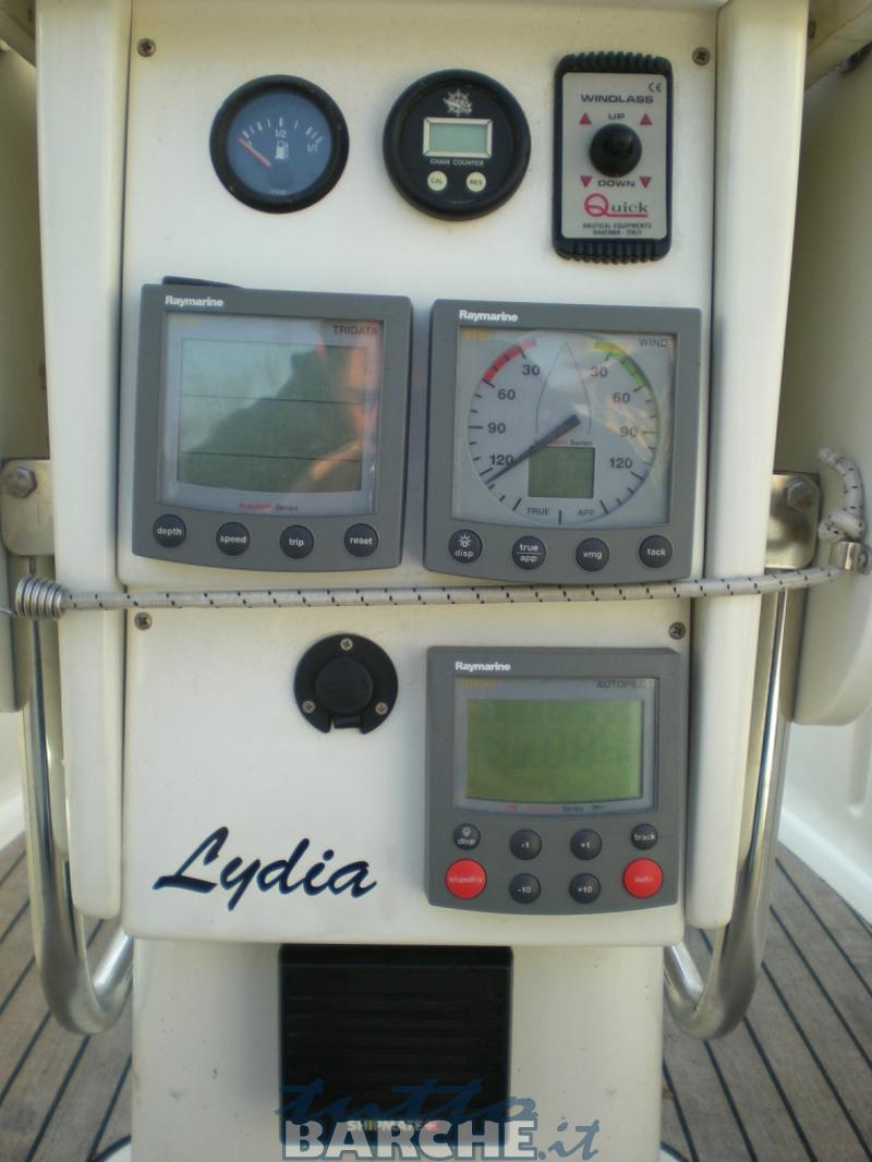 Aerotermi Ad Acqua.Bavaria Yachtbau Bavaria 44 Id 4376 Used Boats