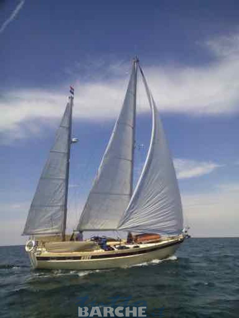 W Visser Carena 36 Id 5330 Used Boats