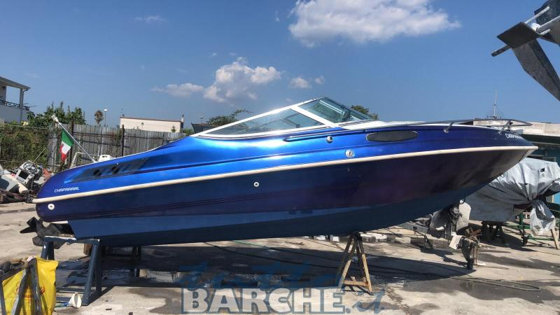 Chaparral 2550 SPORT -id:6899- used boats
