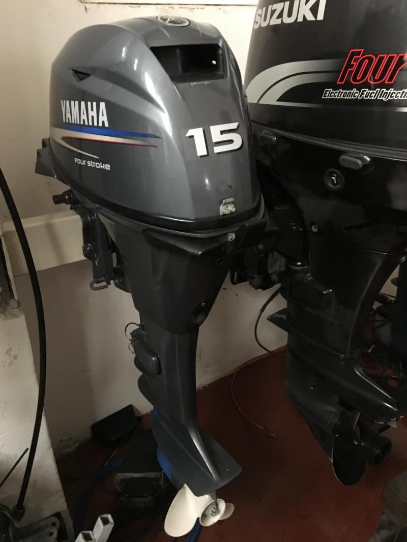 engines - Yamaha 15cv da 19€ mese