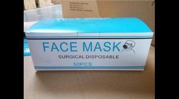 Selling NEW ORIGINAL DISPOSABLE FACE-MASK