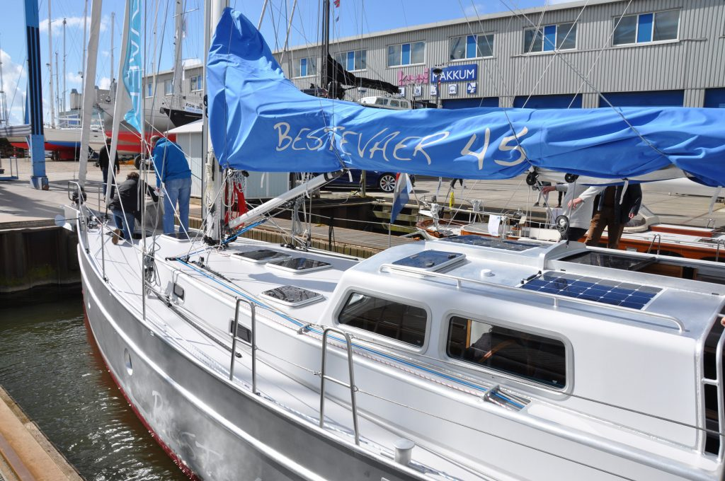 BESTEVAER 45ST PURE, A SOLID 45-FOOT-BOAT
