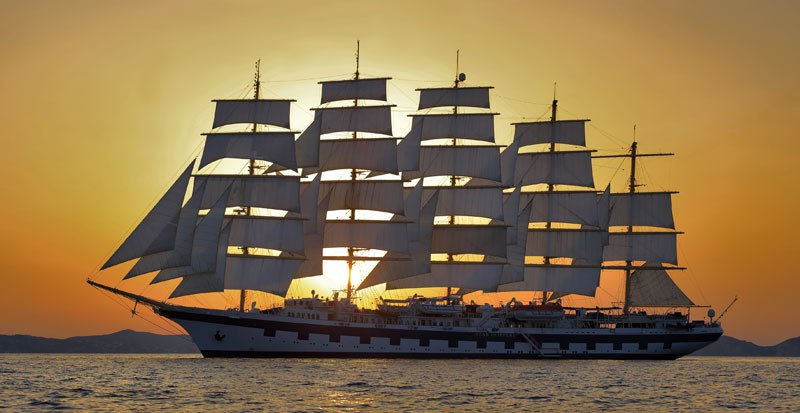 ROYAL CLIPPER: THE BIGGEST OF CLASSIC SAILING BOATS