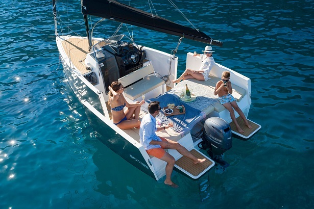 NUVA MS6: THE POSSIBLE LINK BETWEEN SAILING AND MOTOR BOATS?