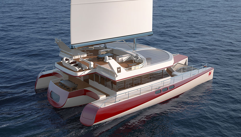 dragonship 25 trimaran