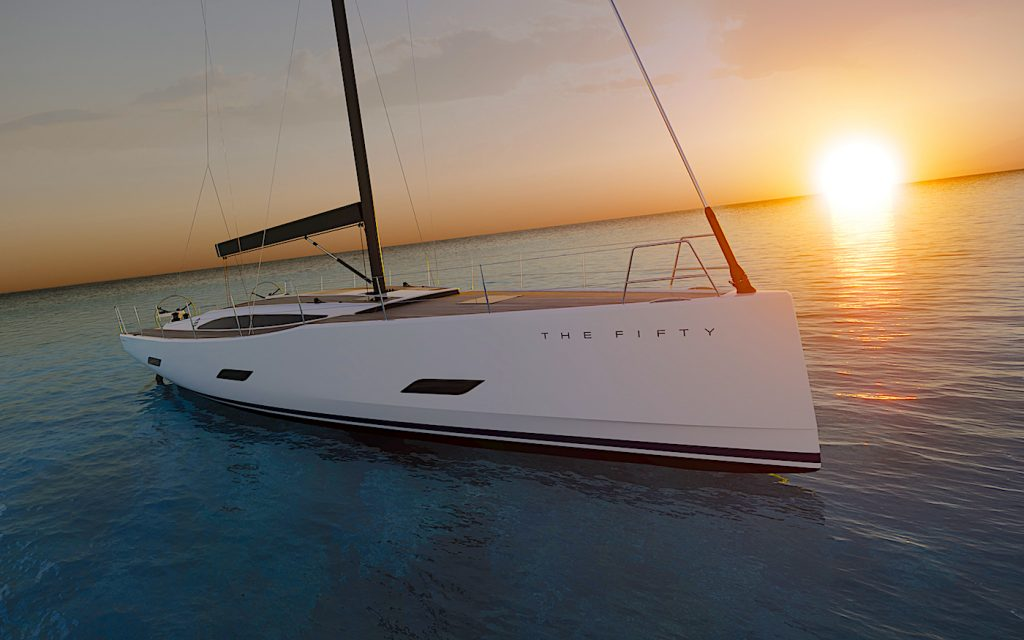 Eleva Yachts The Fifty Giovanni Ceccarelli
