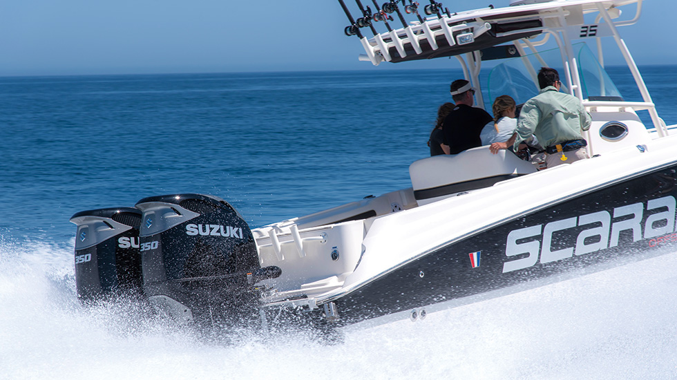 New suzuki df 350 a outboard for Best outboard motor 2017