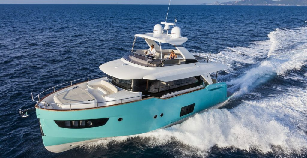 Absolute Yachts Navetta 58