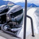 Mercury V8 and V6. A quantum leap to another dimension for the Mercury Marine outboards. Comparative test