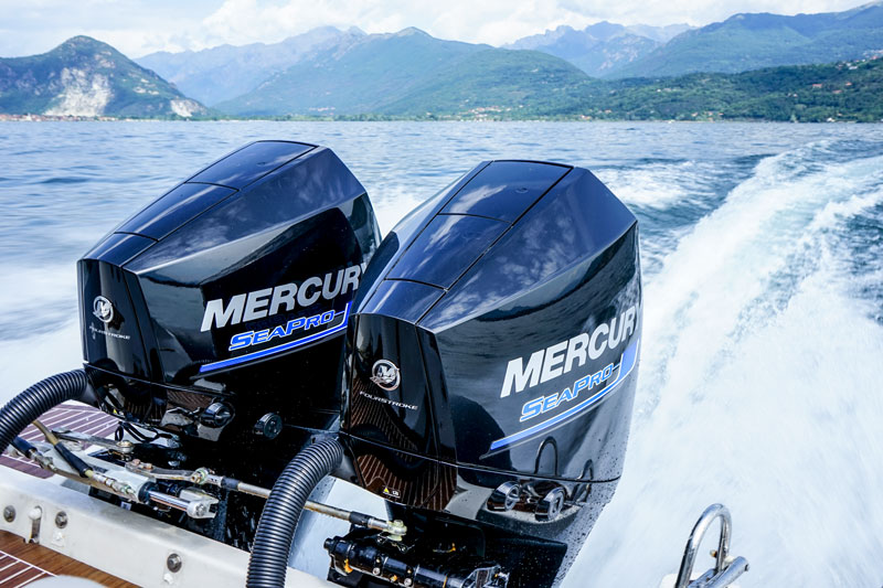 Mercury V8 and V6  A quantum leap into another dimension