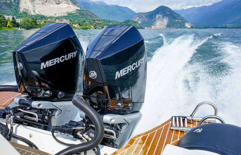 Mercury V8 And V6. A Quantum Leap Into Another Dimension