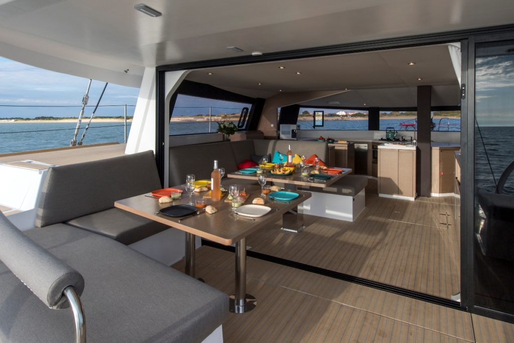 Neel 51 , the multihull of the year we haven't liked at all