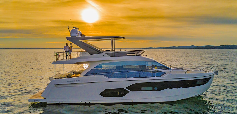 Absolute Yachts Boat Builder Awards