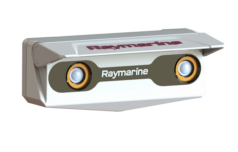 Raymarine DockSense, camera