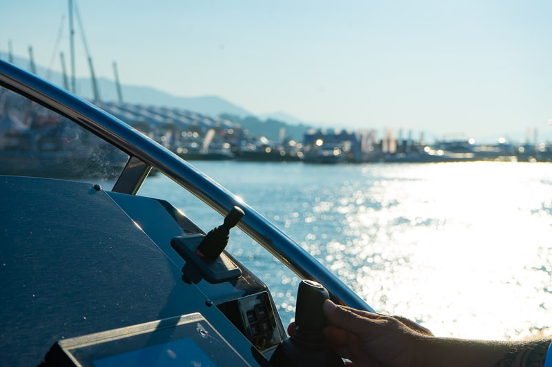 Sea Trial for the new Yamaha 425 V8 XTO Offshore   - Magazin