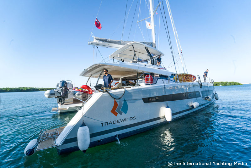 Fountaine Pajot Alegria 67 test