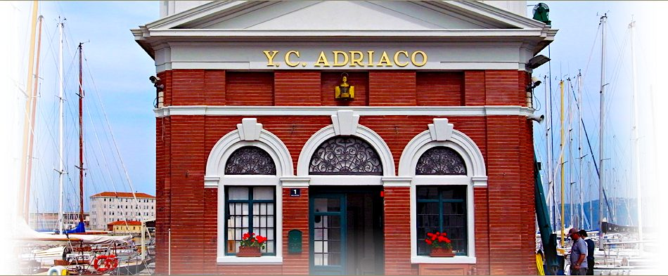 YACHT CLUB ADRIACO: THE DISCREET CHARM.