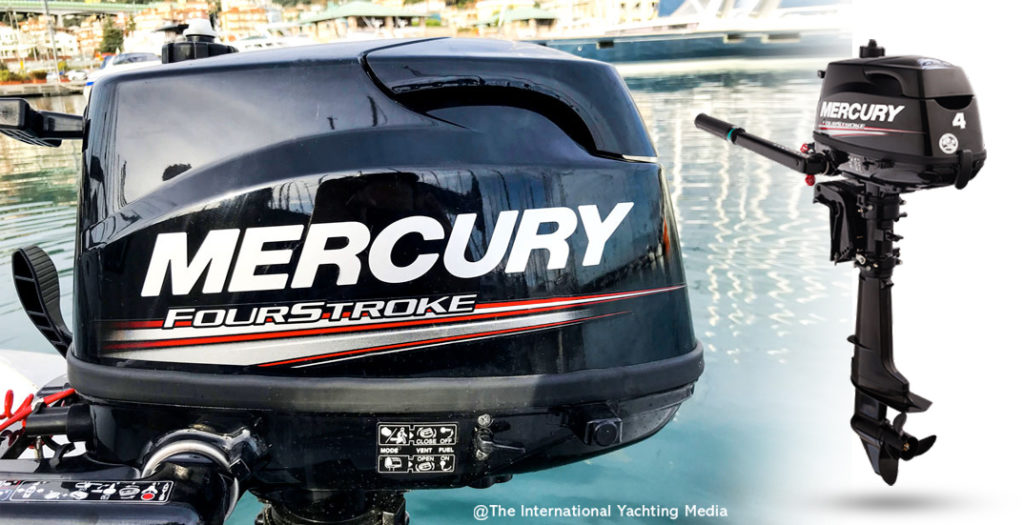 Mercury 4 HP FourStroke : the test of the definitive outboar
