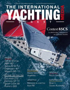 The International Yachting Medi Diest April-June