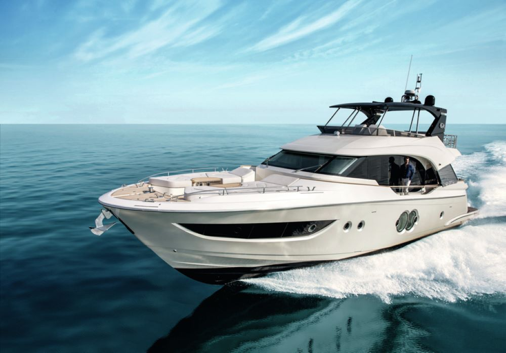 Monte Carlo Yachts MCY70