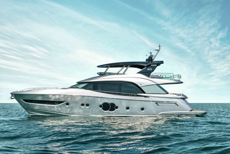 Monte Carlo Yachts MCY76
