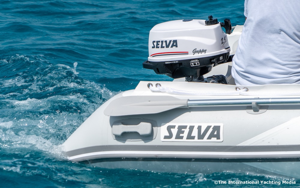 On Test  Selva Guppy 2 5: the new revolutionary outboard