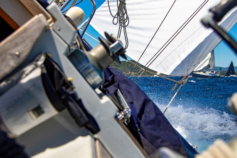 Be1 Sails, upwind performance