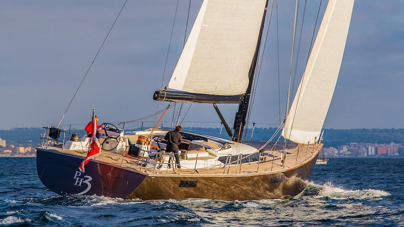 Contest Yachts Contest 72CS