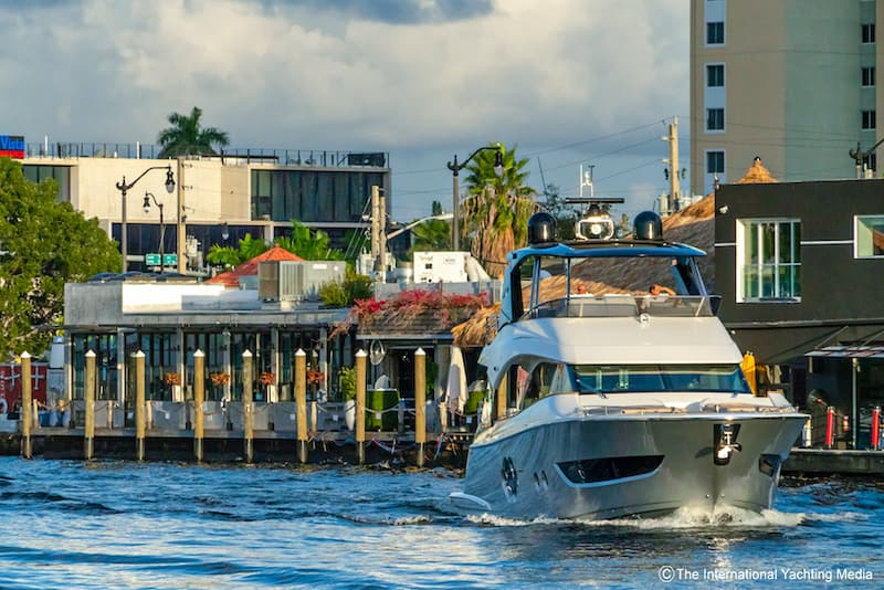MC2 Quick Gyro X25 Test, Fort Lauderdale
