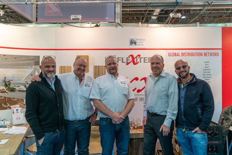 Flexiteek team