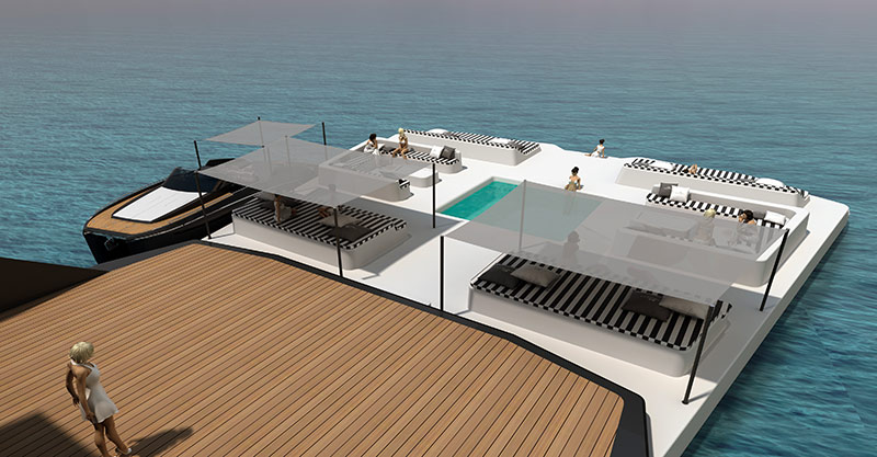 Yacht Extension YEC