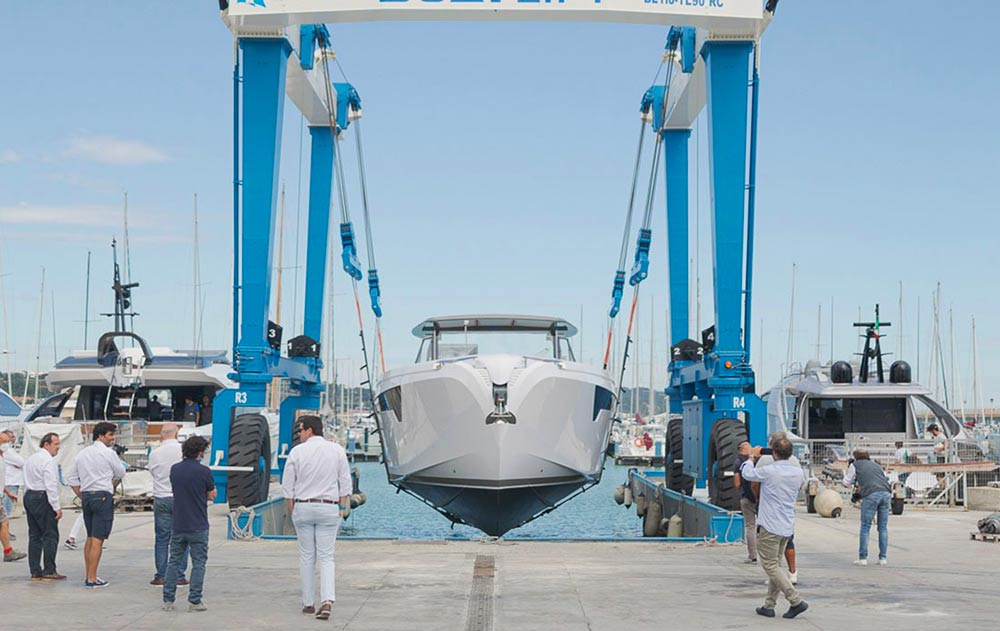 Franchini Mia 63 launched