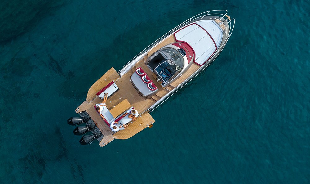 Sessa Key Largo 40 Eclectic And Beautiful Yachting Media