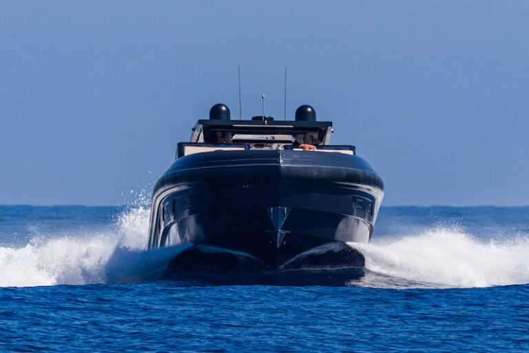 Superocean 58 hull