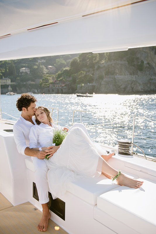 getting married on board
