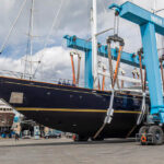 New life for Morning Glory: Lusben has completed the refit