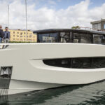 New Evo V8 flagship launched by Evo Yachts