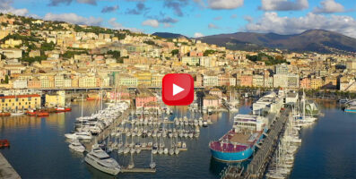 Marina Porto Antico video